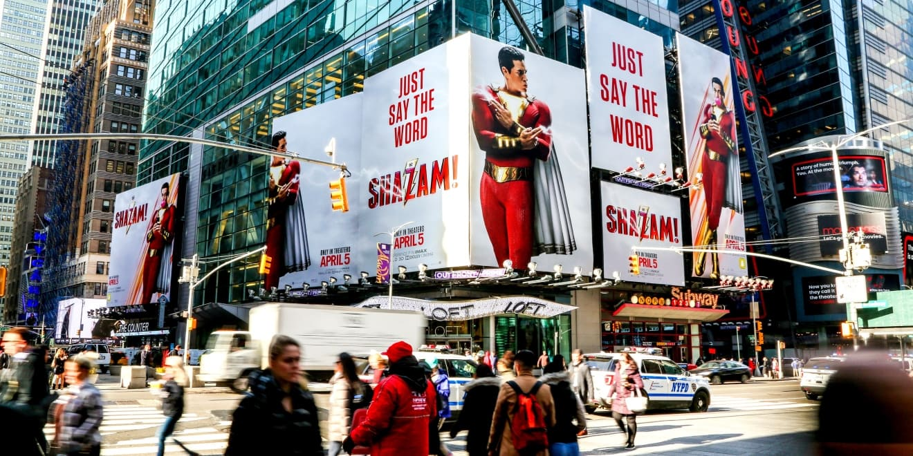 Shazam! Warner Bros  and Snapchat Created the App's First