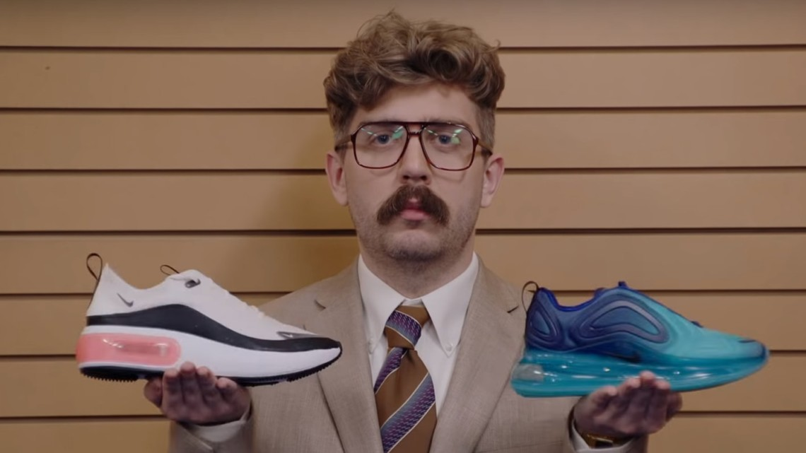 Wildly Nostalgic Ads for Nike Air Max Day