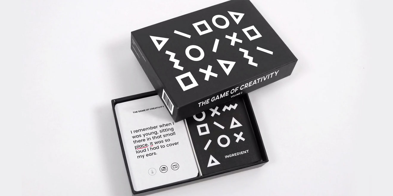 Ever Face a Creative Block? This Card Game, Invented by an Agency Founder, Might Help