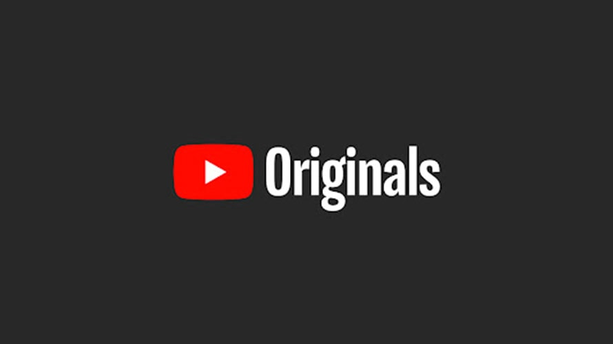 On the left is the YouTube logo; on the right in white letters is the word