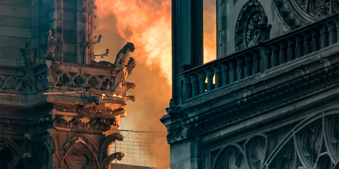 Pledges to Rebuild Notre Dame Already Total to Almost $700 Million. Here Are the Brands Chipping In