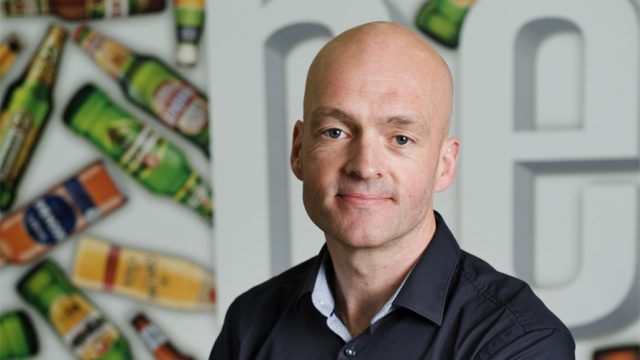 Photo of Martin Coyle, chief marketing and craft officer