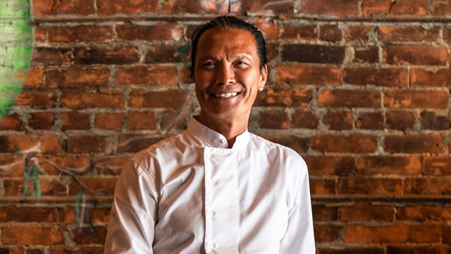 Photo of Susur Lee, chef, owner