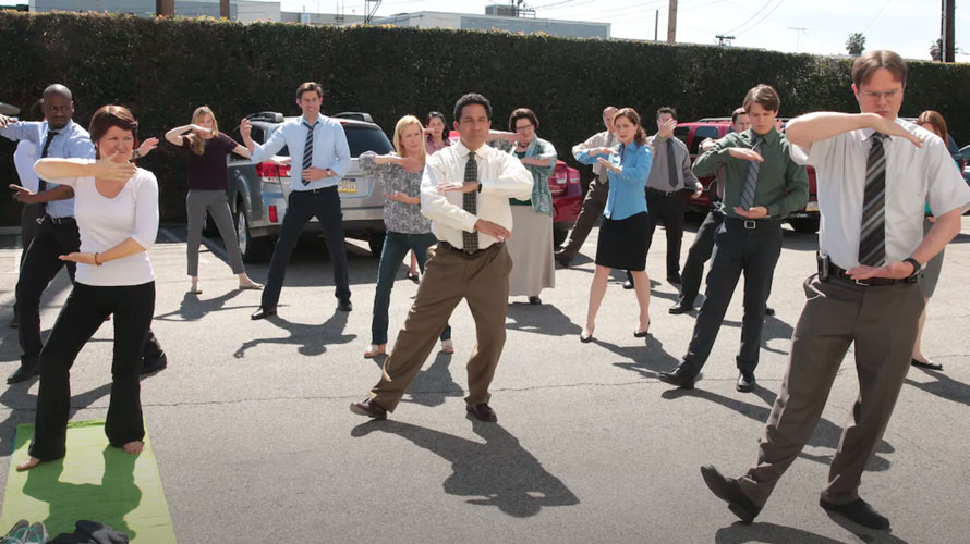 The Office, Friends and Grey's Anatomy Were Netflix's Most