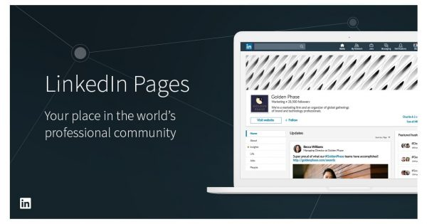 LinkedIn Pages Are Getting Custom Call-to-Action Buttons, Complete With Analytics