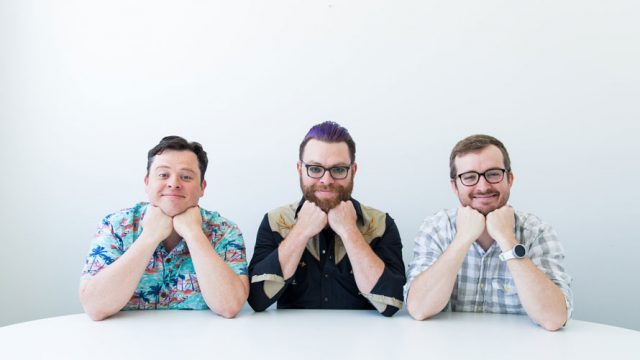 Photo of The McElroy Brothers