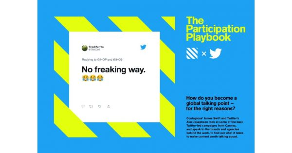 Twitter and Contagious Identified 6 'Pillars' From 5 Years' Worth of Cannes Entries