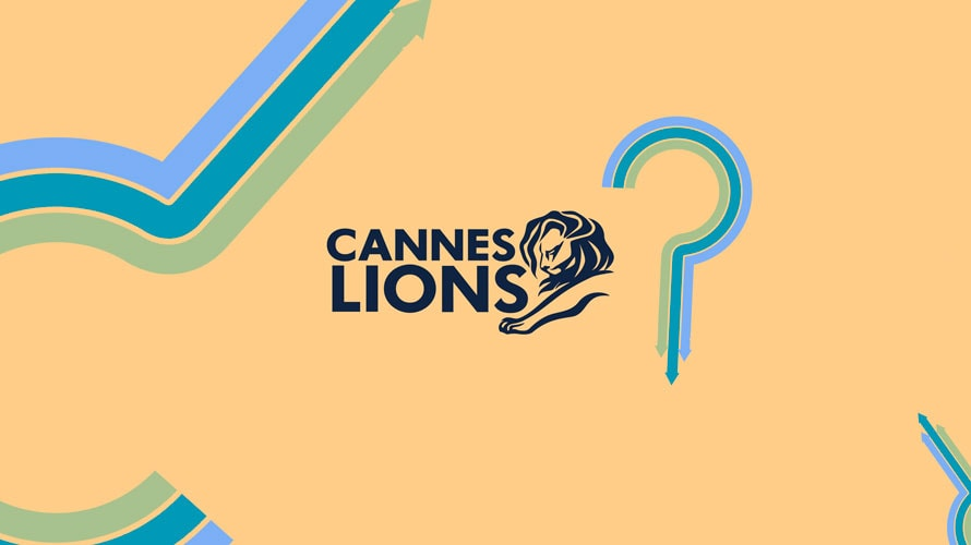 Cannes Lions logo graphic
