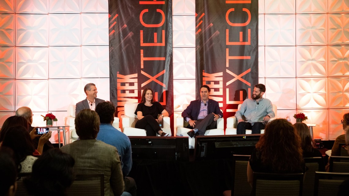Panel at Adweek NexTech