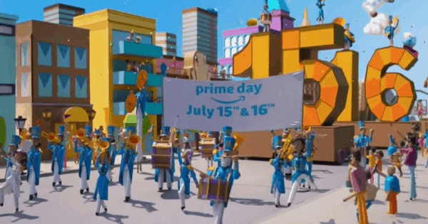 Here's How Much Amazon Spent on Prime Day Ads