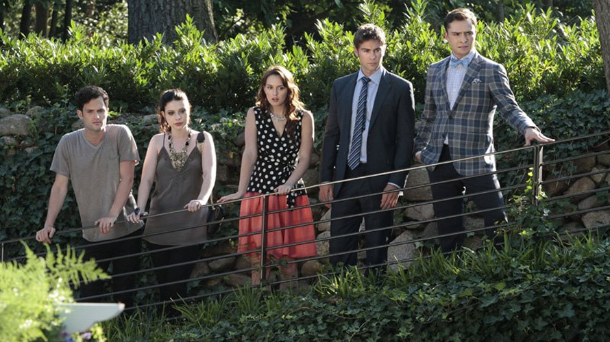 original gossip girl cast