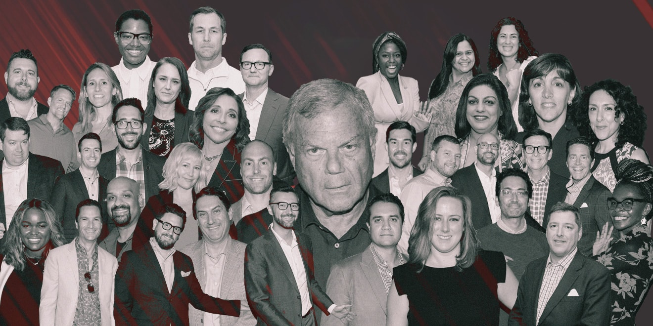 A collage of Adweek NexTech speakers