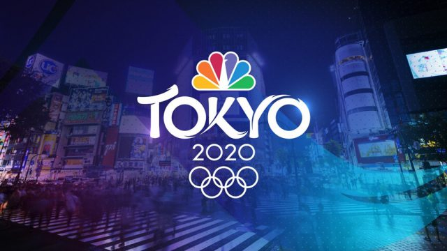 NBCUniversal logo for 2020 Summer Olympic Games