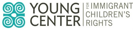 Logo of Young Center for Immigrant Children's Rights.