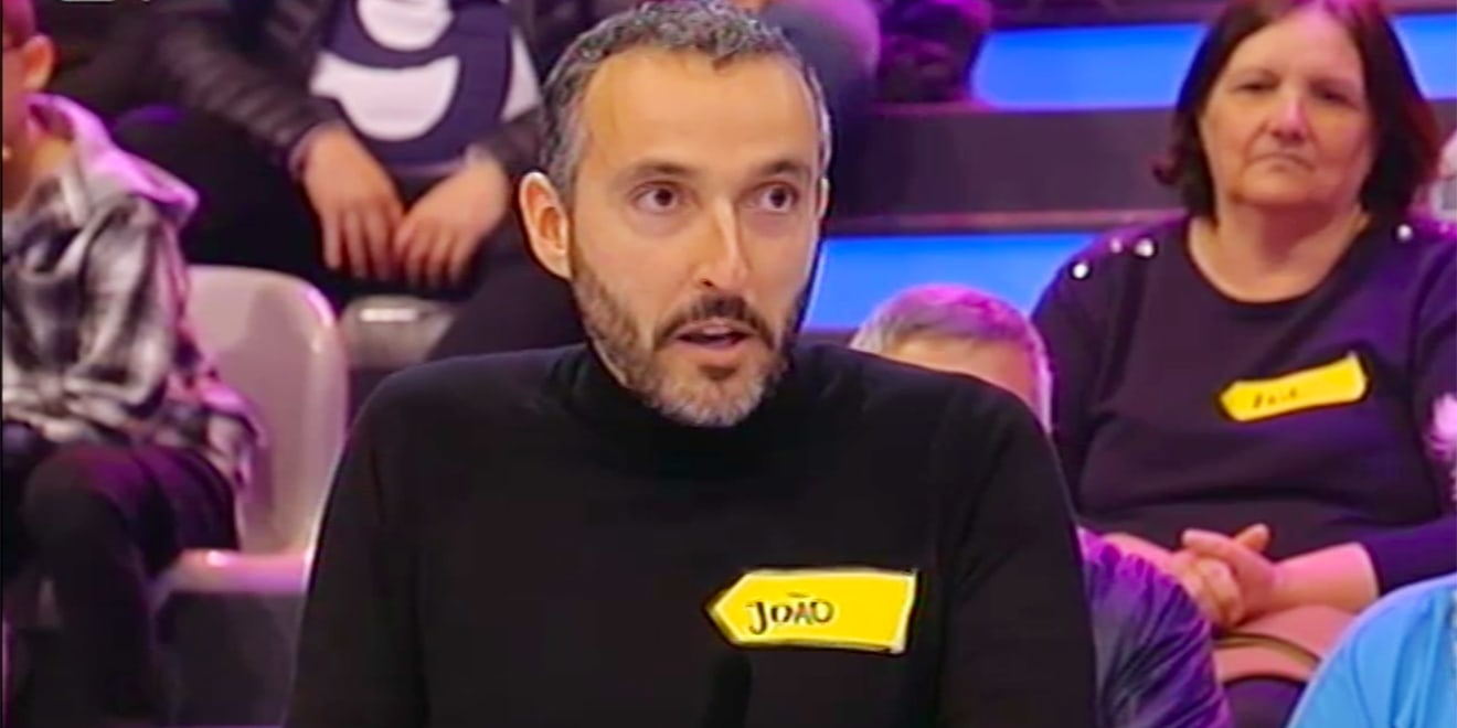 João Ribeiro, CEO of agency Stream and Tough Guy, on The Price Is Right