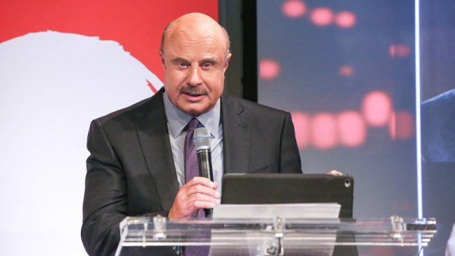 Dr. Phil at IAB Podcast Upfront 2018