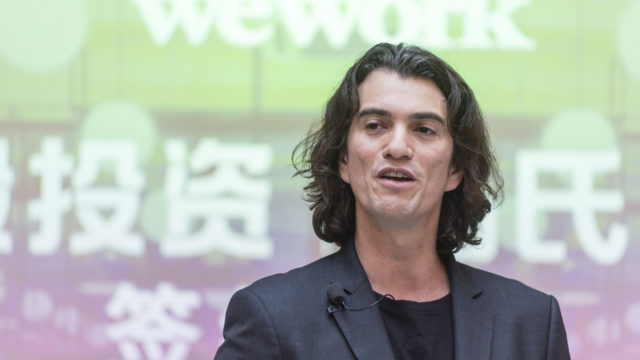WeWork CEO Adam Neumann Is Out After Disastrous IPO Attempt