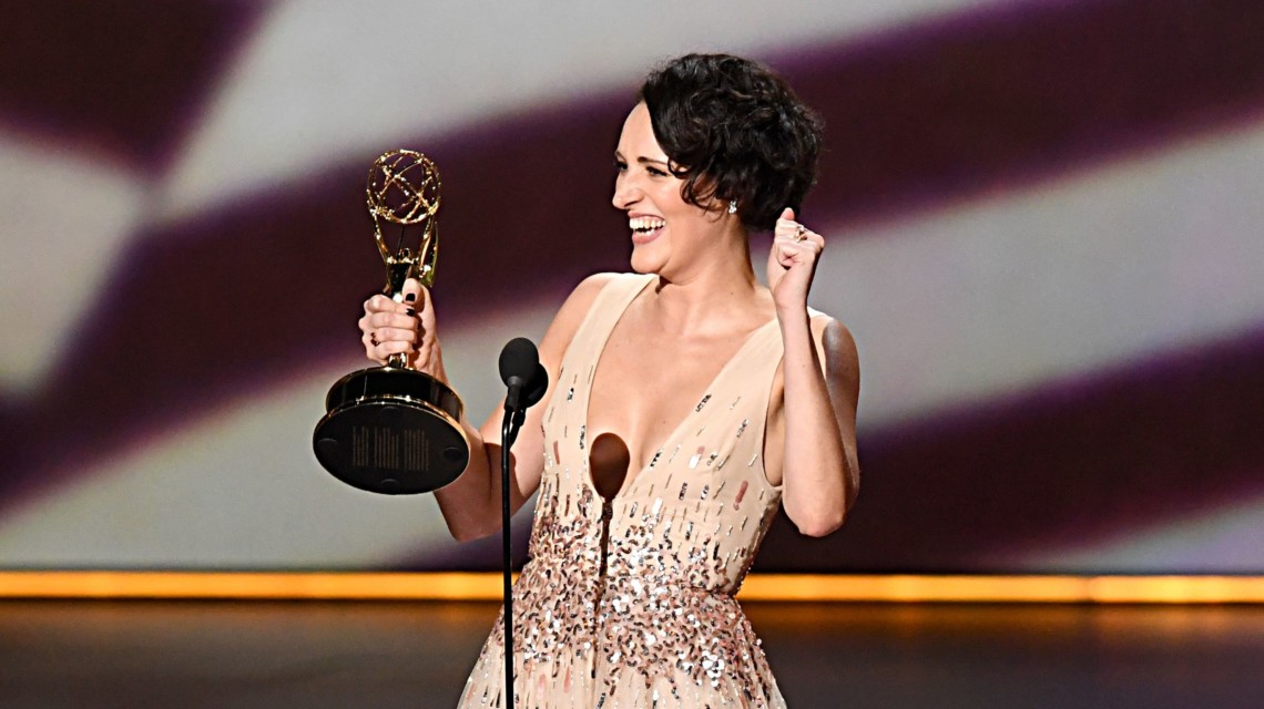phoebe waller bridge fleabag emmy awards