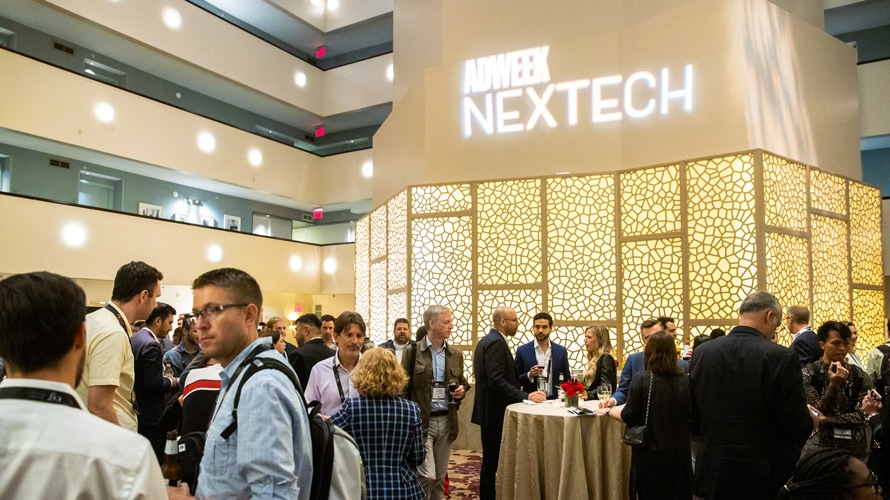 Adweek Nextech ad tech conference