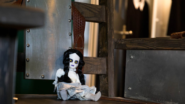 Booking.com Recreates the Addams Family Mansion in Brooklyn