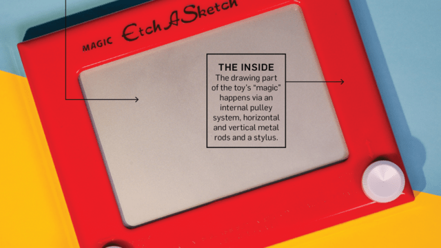 Etch A Sketch cemented itself as a cultural touchstone.