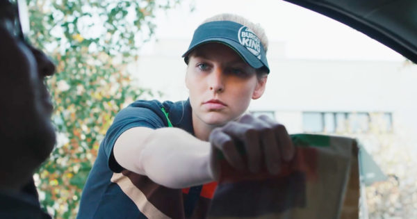 Hate Small Talk? Burger King's 'Silent Drive-Thru' Cuts the Chatter
