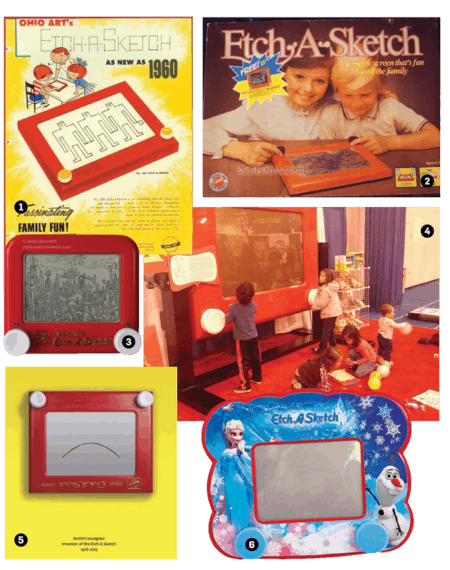 The Magic Behind Drawing And Erasing On Etch A Sketch