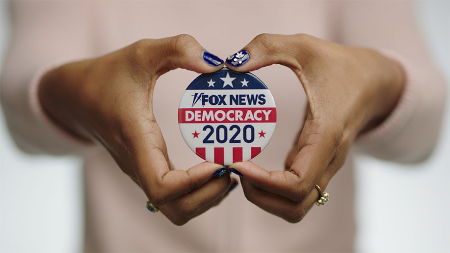 fox news election 2020 democracy