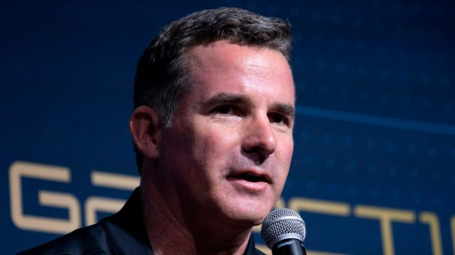 kevin plank, the founder of under armour