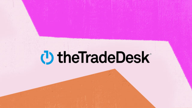The Trade Desk logo