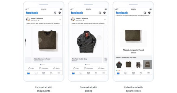 Facebook Brings Machine Learning Into the Dynamic Ads Creation Process