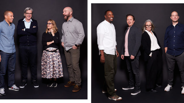 the wieden + kennedy team