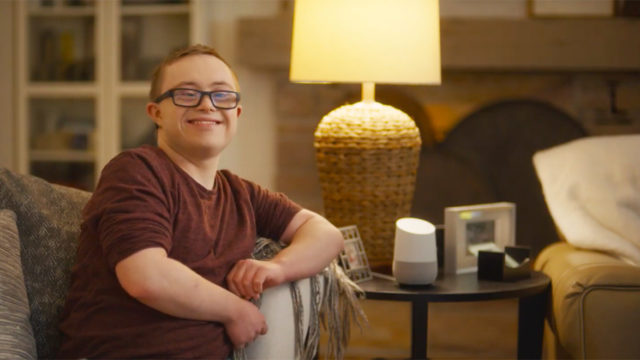 People With Down Syndrome, Frustrated by Voice Devices, Are Teaching Google to Hear Them