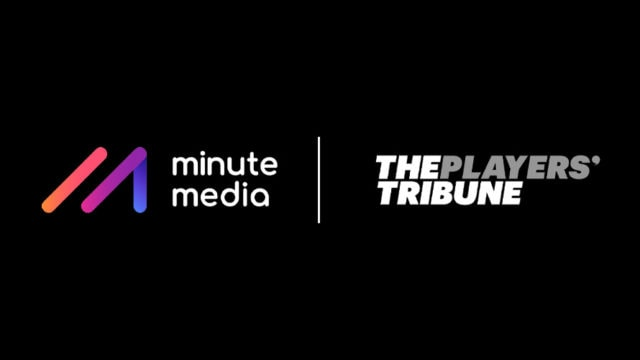 Logo of Minute Media and The Players Tribune