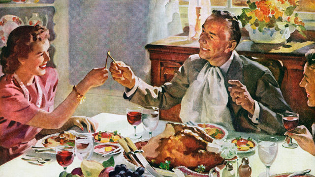 Thanksgiving Sales Surpass $4B, Showing Nothing is Sacred Anymore
