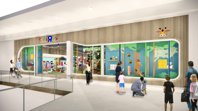 Toys R Us Relaunches With a Model for 21st Century Retail