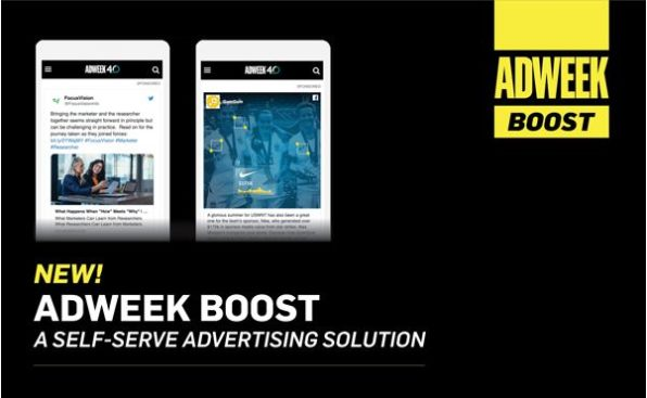 New! Adweek Boost