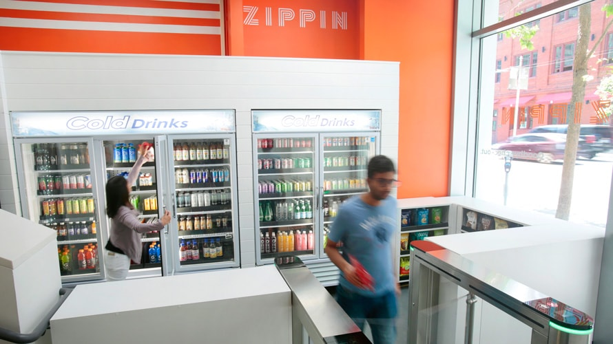 Cashierless Checkout Startup Zippin Scores $12 Million From Venture Fund Backed by Kraft Heinz