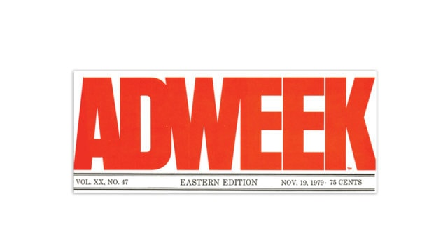 Editor's Letter: A Look Back (and Ahead) at Marketing Moments That Define Adweek