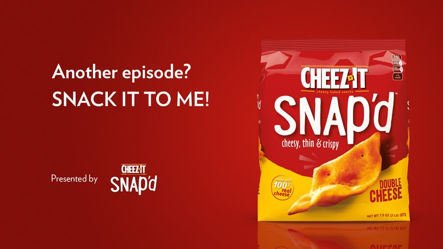 Hulu Cheez it ad