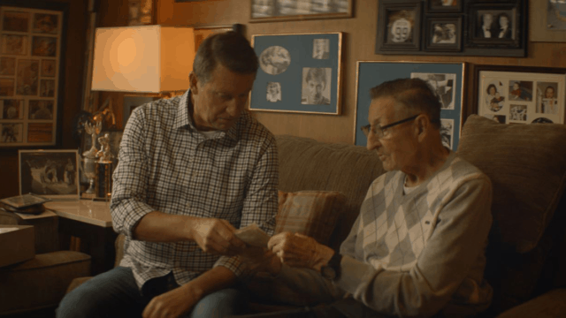 Tim Hortons Taps Into a Touching Memory in New Ad Starring Wayne Gretzky