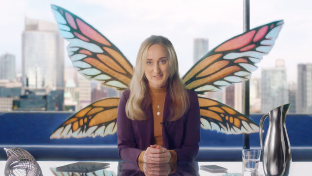 The Tooth Fairy's Solo Business Finally Booms in This Charming Ad About Ads
