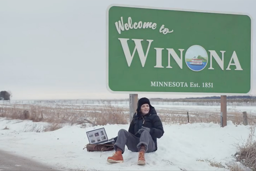 Image result for squarespace winona""