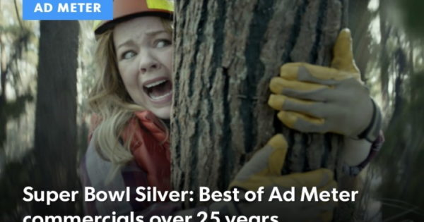 USA Today Ad Meter Partners With YouTube
