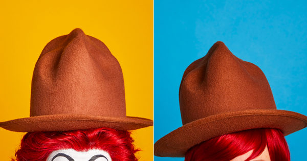 Arby's Put Its Hat on Rival Mascots in a Fashion-Forward Power Move