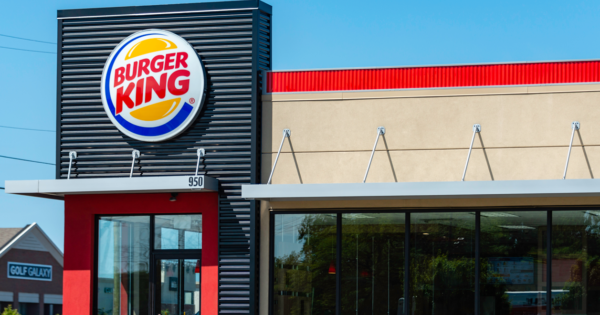 How Burger King Is Tweaking Its Miami Signage for the Super Bowl