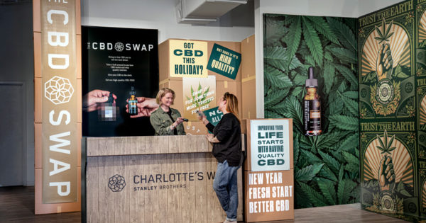 The CBD Brand Taking Trade-Ins; Plastic Bag Bans Turned Branding Opportunity: Wednesday's First Things First