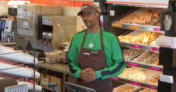 Snoop Dogg Goes Behind the Dunkin' Counter for Beyond Meat