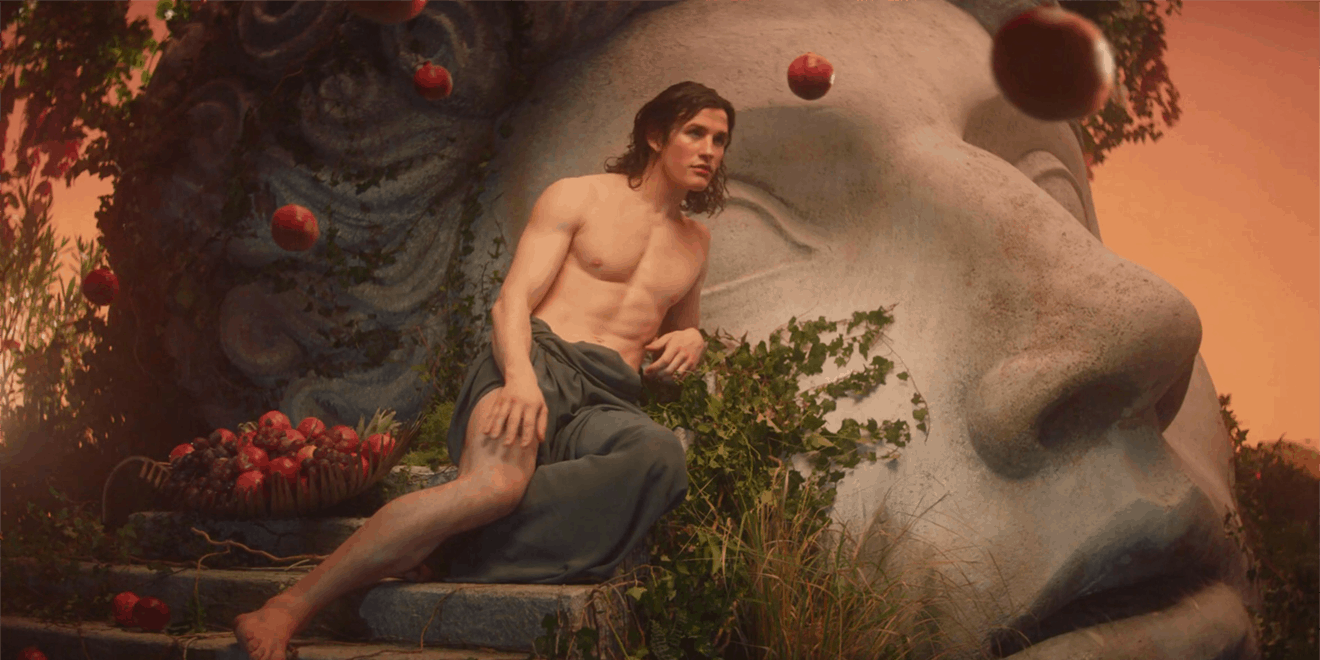 In a Baffling New Ad, Equinox Urges You to Be More Like Narcissus
