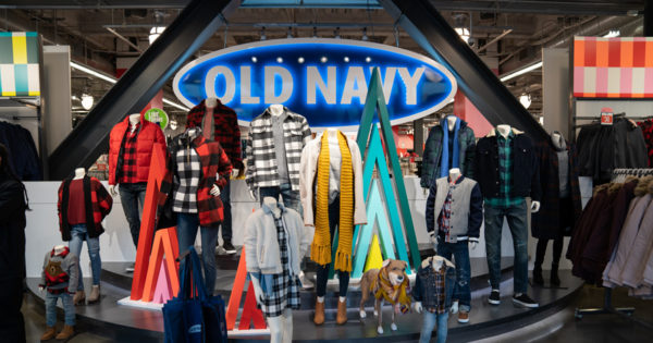 Gap Decides Not to Spin Off Old Navy Into Separate Company